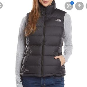 Gently worn The North Face women's nuptse 2 vest
